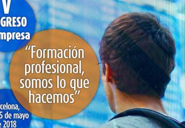 V Congreso Nacional de Formación Profesional: Somos lo que hacemos