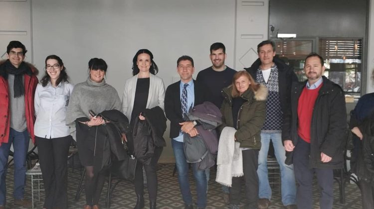Profesores de los centros IES Francisco Tomás y Valiente y el IES Hotel Escuela conocen el sistema educativo sueco