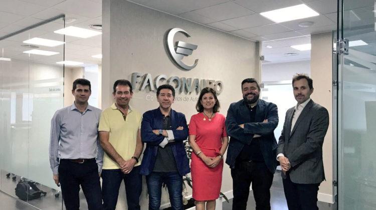FPempresa y Faconauto acuerdan reforzar la orientación e información al alumnado de FP sobre el sector de los concesionarios de automóviles