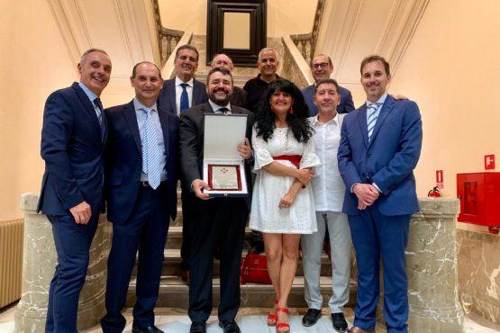 El Ministerio de Educación condecora a la Asociación FPempresa con la Orden Civil de Alfonso X el Sabio