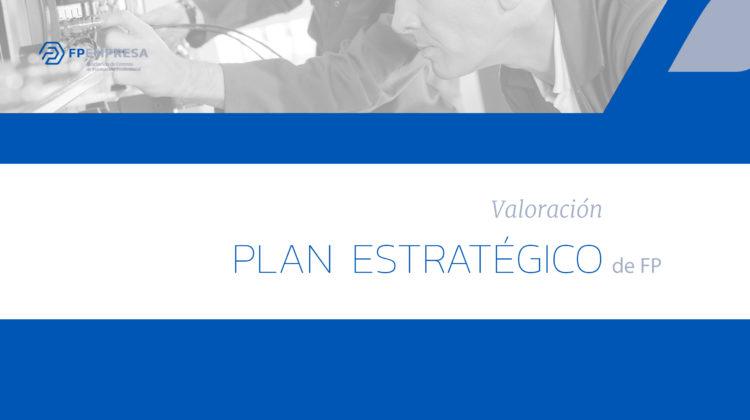 Valoración I Plan Estratégico de FP