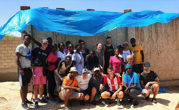 Premian el plan de reciclaje en Senegal del Centro Somorrostro