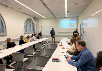 El Instituto Bonanova presenta la plataforma QReport