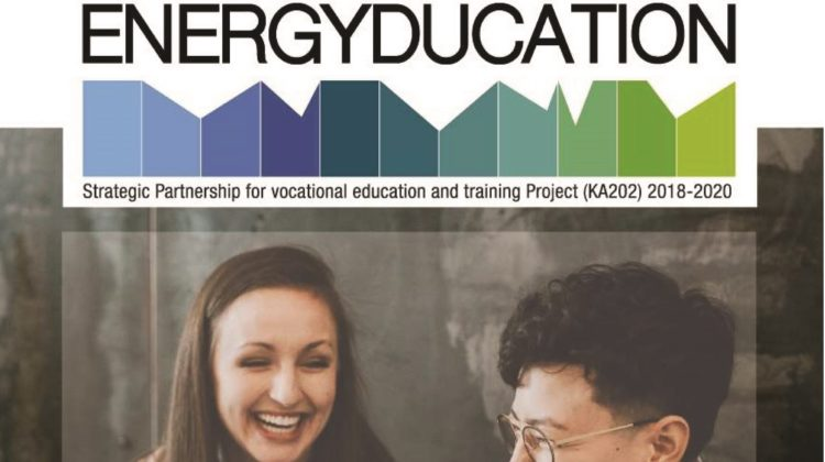 Energyeducation, proyecto europeo de innovación en FP liderado por el CIFP Usurbil LHII