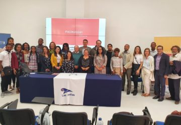 El CIFP Las Indias presenta Macaronesian Textil & Technologies Hub
