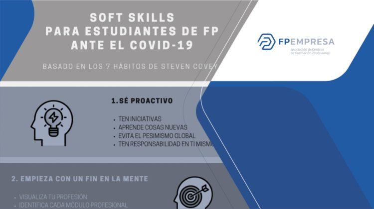 Soft Skills para estudiantes de FP ante el Covid-19