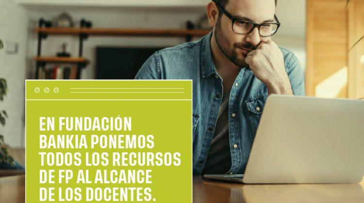 FPEmpresa y Fundación Bankia lanzan la web RecursosFP