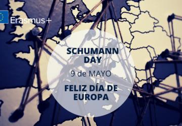 Centros de FP celebran el Día de Europa