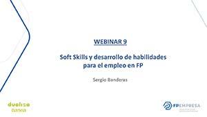 Soft Skills y desarrollo de habilidades para el empleo en FP
