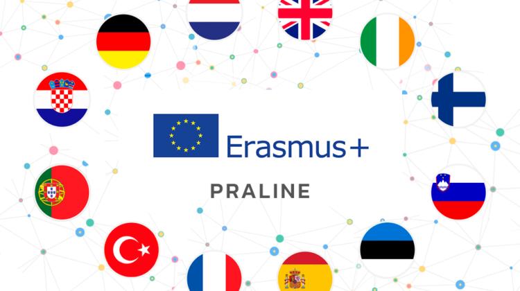 PRALINE, proyecto en el que participa FPEmpresa, seleccionado por la EACEA de la Comisión Europea en el marco del programa Erasmus+