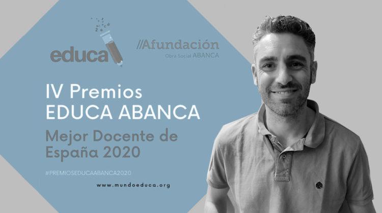 """ENTREVISTA a Leandro Hernán Zabala Iglesias: """"Como profesor estoy ahí para acompañar al alumnado allá donde quiera llegar"""""""