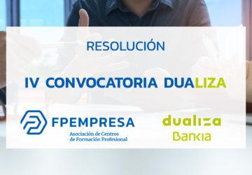 ¡Estos son los 31 proyectos seleccionados en la Convocatoria Dualiza!