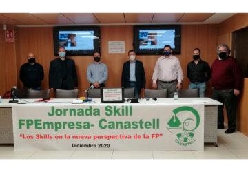 El CIPFP Canastell celebra una jornada informativa para redescubrir los SKILLS