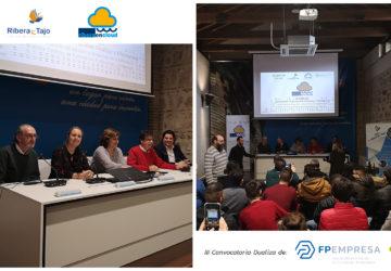El IES Ribera del Tajo aprovecha al máximo los recursos del cloud computing