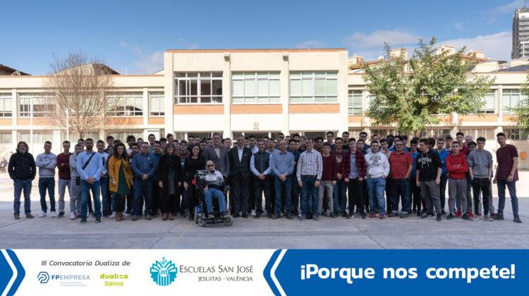 Finaliza con éxito el proyecto «¡Porque nos compete!» de Escuelas San José