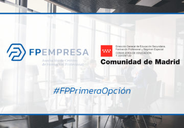 reunión FPEmpresa con la DF FP Comunidad de Madrid