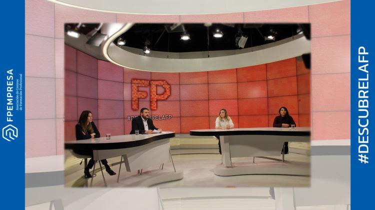 """FPEmpresa participa en la presentación virtual del informe """"El reto de la FP en España"""""""