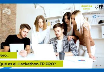 El Hackathon FP PRO finaliza esta medianoche con la entrega de proyectos de casi 800 estudiantes de FP