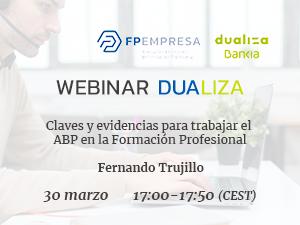 Claves y evidencias para trabajar el ABP en la Formación Profesional