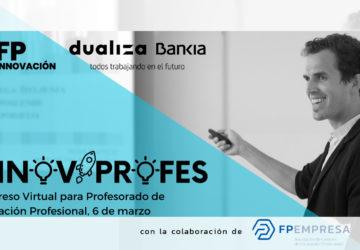Más de 1000 inscripciones en el congreso virtual de innovación para profesorado de FP