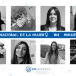 8 de marzo, 8 mujeres en FP, 8 historias STEAM
