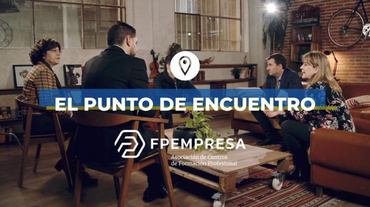 FPEmpresa lanza un vídeo para poner en valor la importancia de trabajar en red dentro de la FP