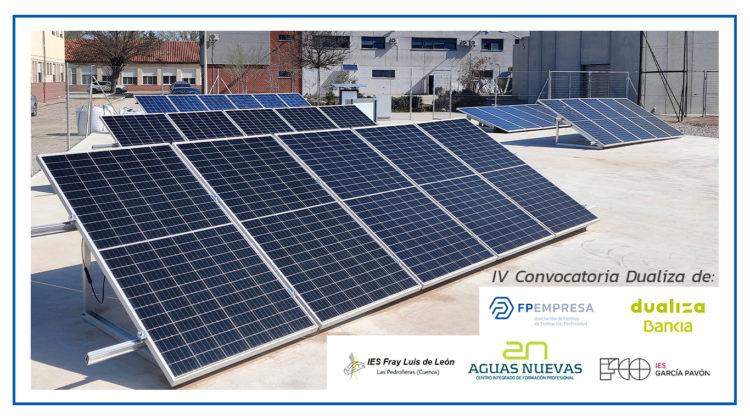 El CIFP Aguas Nuevas aprovecha el IoT para el ámbito de las energías renovables