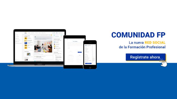 Comunidad FP, la red social de la Formación Profesional