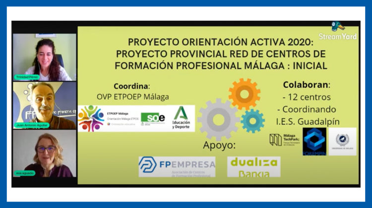 FPEmpresa impulsa la orientación hacia la FP en la provincia de Málaga