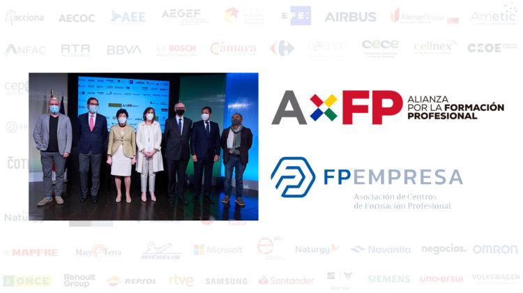 FPEmpresa se une a la Alianza por la FP del Ministerio de Educación y Formación Profesional