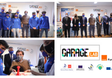GarageLab: an innovative way for VET students to develop their skills