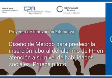 El CIFP Carlos III diseña un método para predecir la inserción laboral en FP en función de habilidades sociales