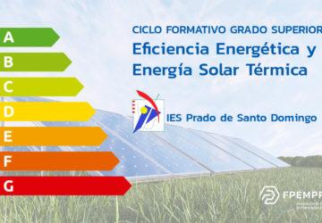 La zona sur de Madrid cuenta ya con un ciclo formativo sobre eficiencia energética