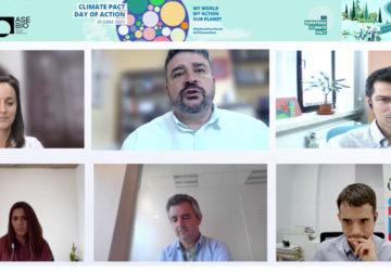 FPEmpresa participa en el Día de Acción del Pacto por el Clima