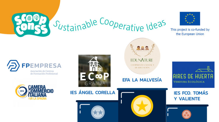 The EFA La Malvesía will represent Spain in the SCoopConSS final in Florence