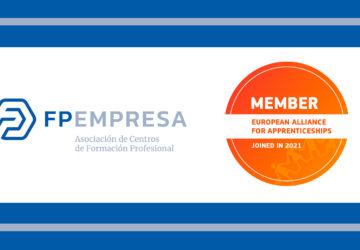 FPEmpresa se une a la Alianza Europea para la Formación de Aprendices