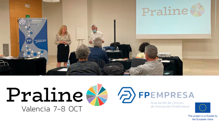 FPEmpresa successfully organised the 2nd PLA of PRALINE in Valencia