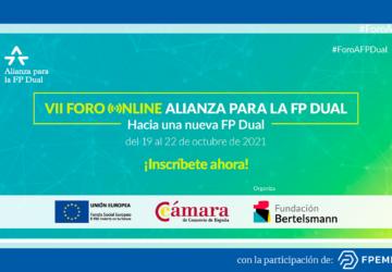 FPEmpresa participa en el VII Foro Alianza para la FP Dual